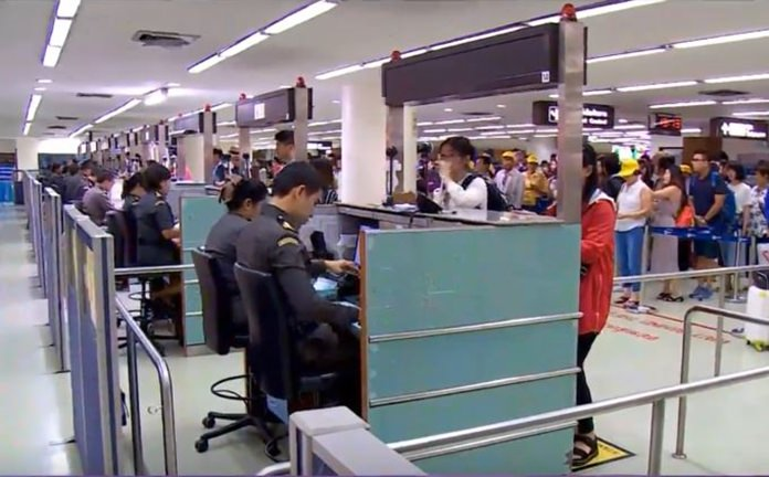Immigration bureau clears up confusion over termination of