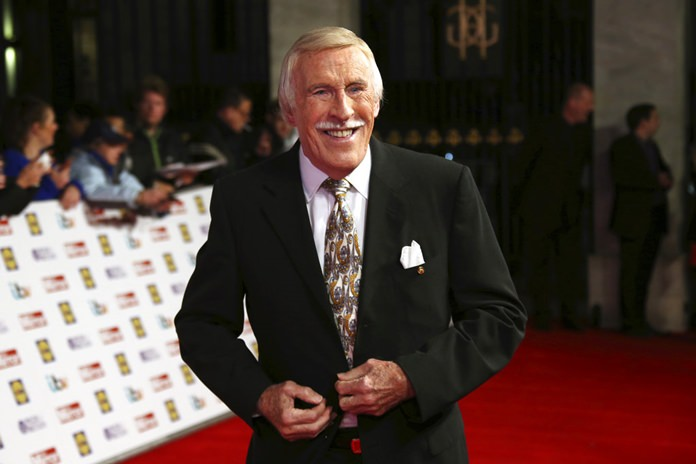 Bruce Forsyth Describes Meeting Wife Wilnelia Merced For The Very First Time
