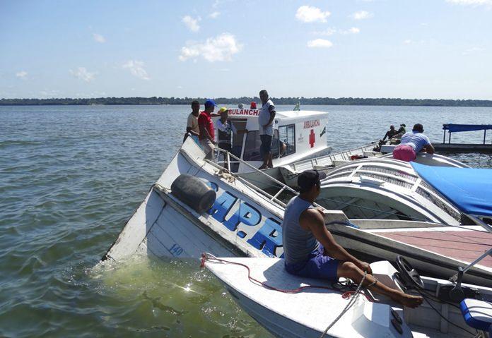 Boat Sinks in Brazil's Amazon Region, Killing at Least 10