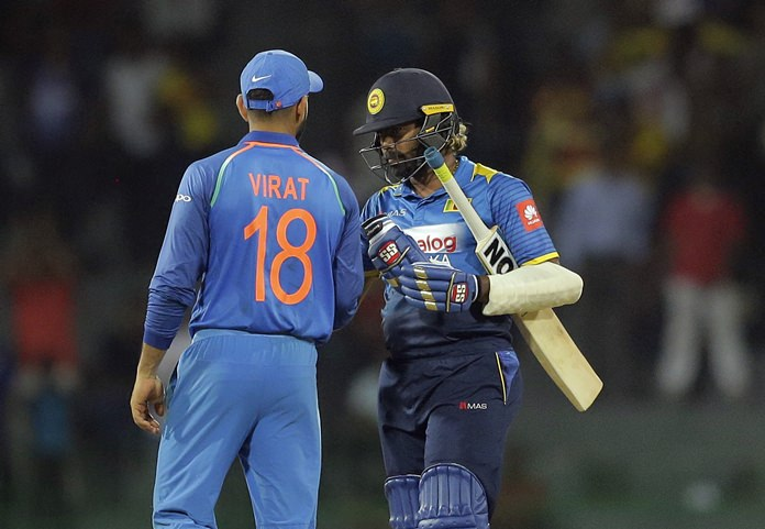 India thrash Sri Lanka by 168 runs in 4th ODI