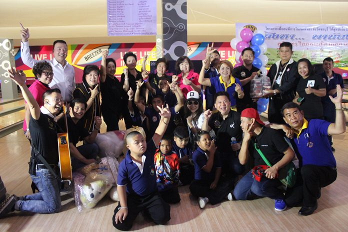 Lions clubs from four eastern provinces treated 200 autistic and disabled children to lunch and a day at the movies.
