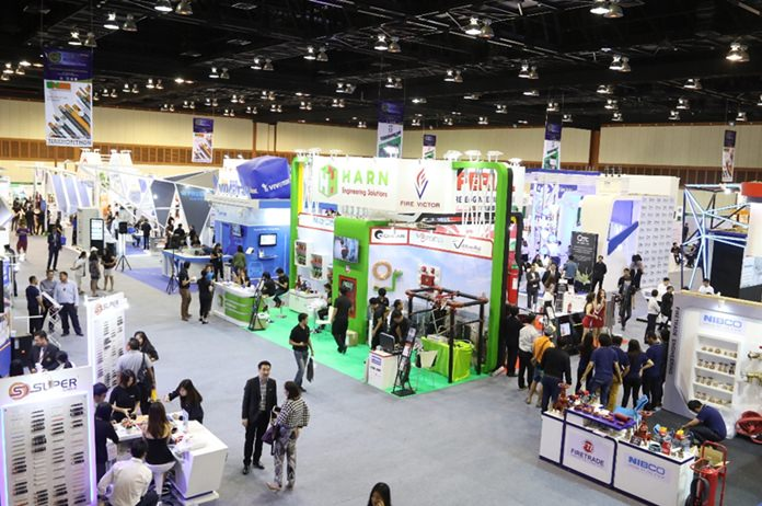 The 33rd TEMCA Forum and Exhibition 2017 was recently held at the award-winning Pattaya Exhibition And Convention Hall (PEACH).