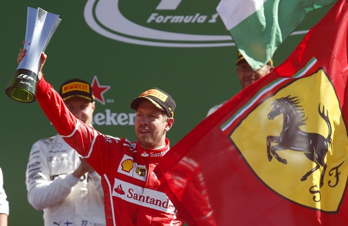 Ferrari and Red Bull have upper hand for F1 Singapore GP