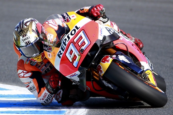 Spain's Marc Marquez
