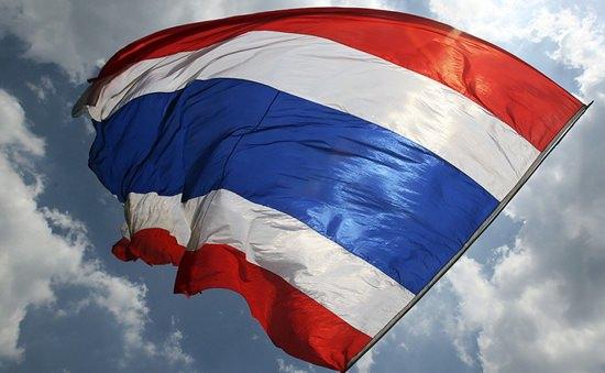det thailandske flag