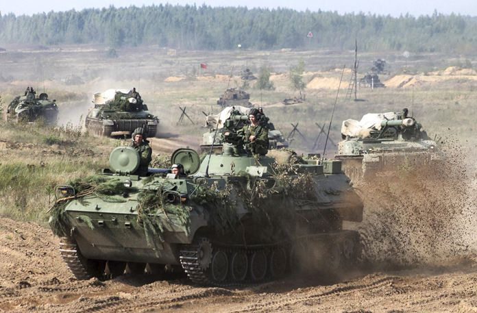 North Atlantic Treaty Organisation concerned about Russia's transparency on military games