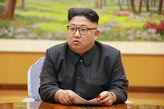 Kim Jong Un says Donald Trump is 'deranged', 'playing with fire'
