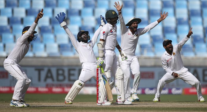 Sri Lanka move above Pakistan in Test rankings