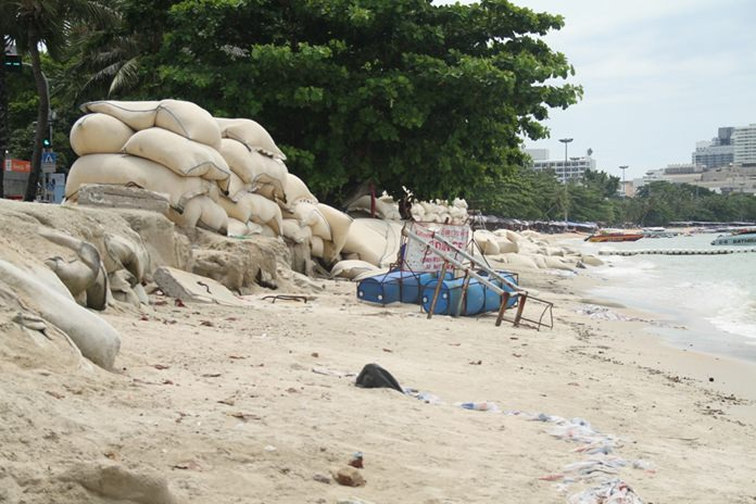 Pattaya has a lot of work to do to raise beach standards to international levels. And it has nothing to do with making sure beach chairs are set up in a line.