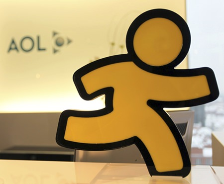 AOL announced on Oct. 6, 2017, that it will discontinue its once-popular Instant Messenger platform on Dec. 15. (AP Photo/Axel Heimken, File)