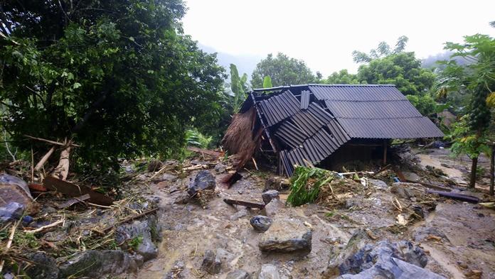 54 dead, 39 missing in Vietnam floods