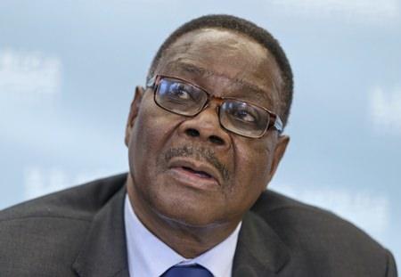 Malawi President, Peter Mutharika. (AP Photo/File)