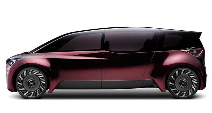 Toyota Fine Comfort.