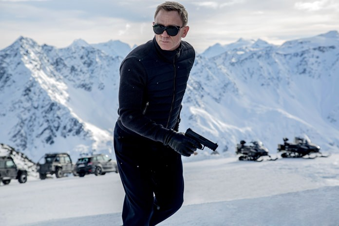 "This image shows Daniel Craig in a scene from the James Bond film, ""Spectre."" (Jonathan Olley/Metro-Goldwyn-Mayer Pictures/Columbia Pictures/EON Productions via AP)"
