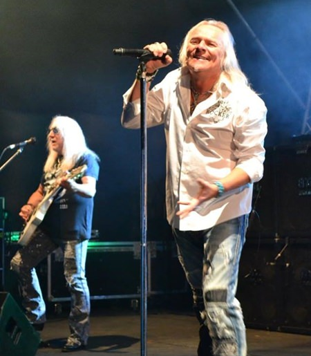 Uriah Heep brought the house down and sent everyone home happy.
