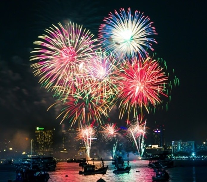 The International Fireworks Festival was last held in 2015.