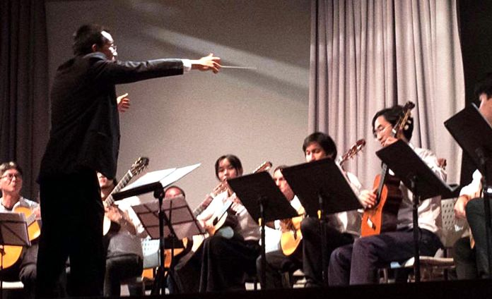 The Classical Guitar Orchestra will be performing at the Pattaya Classical Guitar Festival & Competition on Nov 26 at the Siam Bayshore Pattaya hotel.