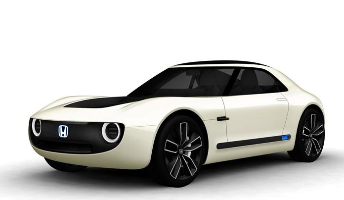 Honda Sports EV.