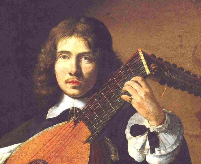 Poet, physician, lutenist and composer Thomas Campion.