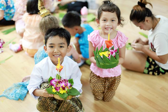 Do you like our krathong?