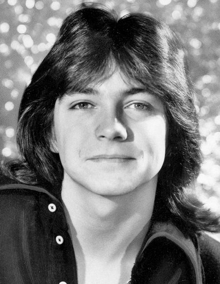 This April 1972 file photo shows singer and teen idol David Cassidy. (AP Photo)