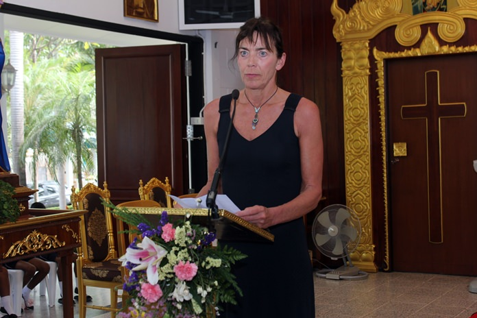Renee de Vaan.