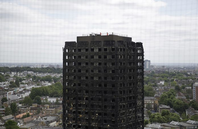 70 people and stillborn baby make up final Grenfell Tower death toll