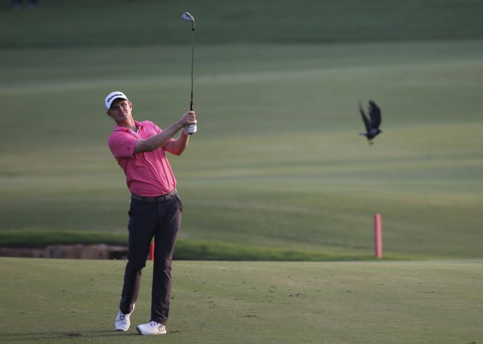 Lowry And Dunne Well Placed In Dubai