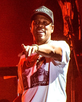R&B artist Jay-Z. (Photo by Amy Harris/Invision/AP)