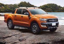 Ford Ranger.