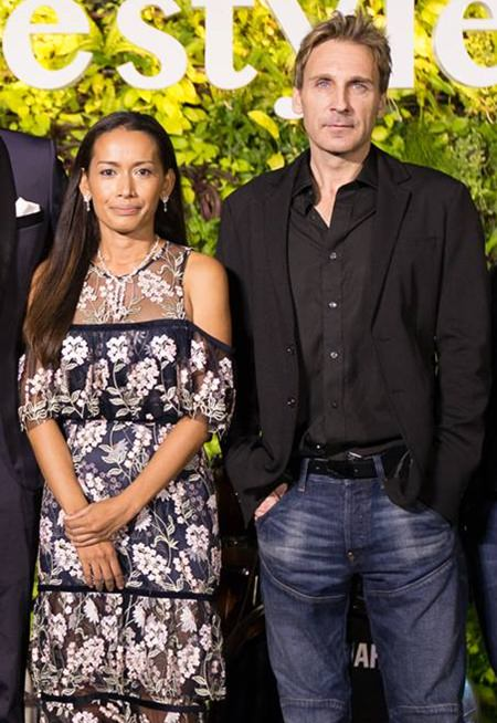Sukanya and Winston Gale, owners of the Riviera Group.