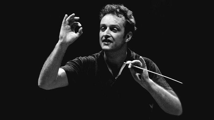 Conductor Carlos Kleiber.