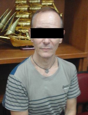 German Adreas Mobious has been deported after being caught shoplifting in Pattaya.