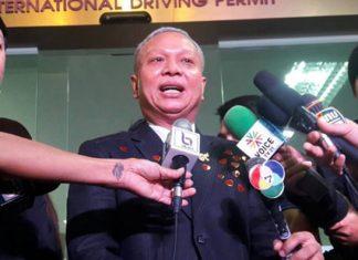 DLT Director-General Sanit Phromwong.