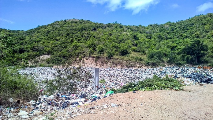 The Pattaya City Council has approved spending 95 million baht for new barges to bring Koh Larn's garbage surplus to a mainland landfill.
