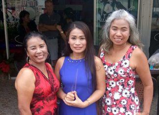 Miss Wan, Miss Tan and Miss Am.