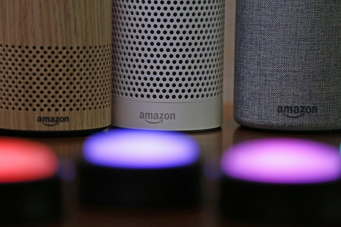 As people get voice-activated speakers and online security cameras for convenience and peace of mind, are they also giving hackers a key to their homes? Many devices from reputable manufacturers have safeguards built in, but safeguards aren't the same as guarantees. (AP Photo/Elaine Thompson, File)