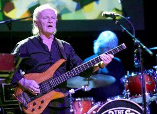 Jim Rodford. (Photo courtesy Klaus Hilscher)