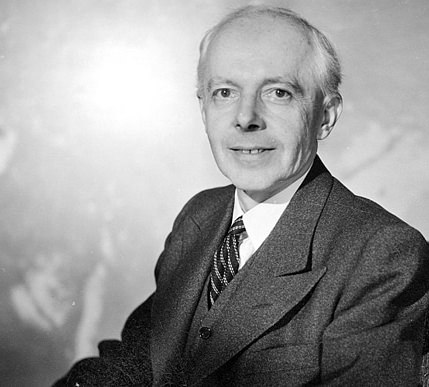 Béla Bartók in March 1939.