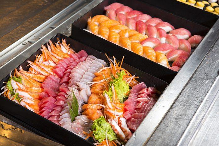 Yes, Japanese Sushi.