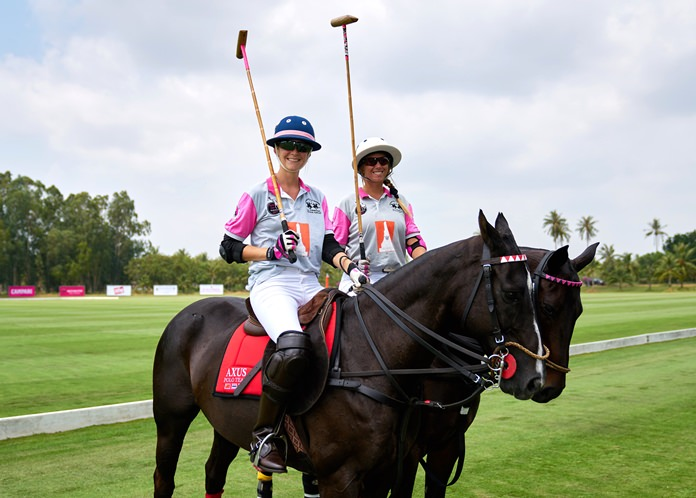 Queen's Cup Pink Polo takes place at the Thai Polo and Equestrian Club in Pattaya on Saturday, March 3.