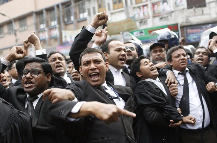 Bangladesh court jails opposition leader Khaleda Zia for five years