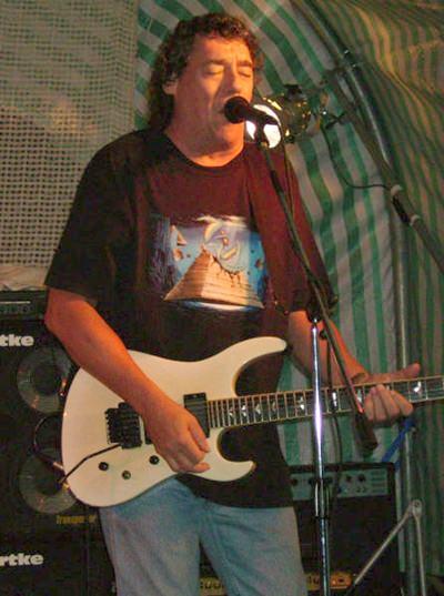 Dennis Stratton of Lionheart.