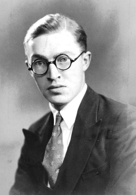 Aloys Fleischmann in 1936.