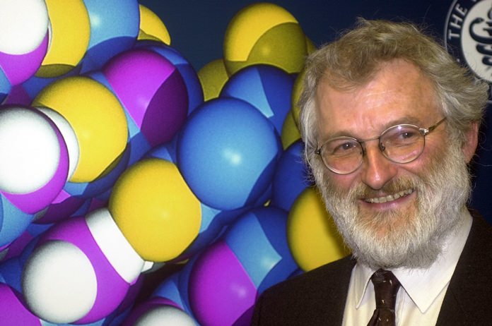 John Sulston, a Nobel Prize-winning British scientist who helped decode the human genome, has died. He was 75. (AP Photo/Adam Butler, File)