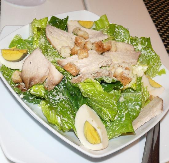 Et tu Brutus – a Caesar salad.