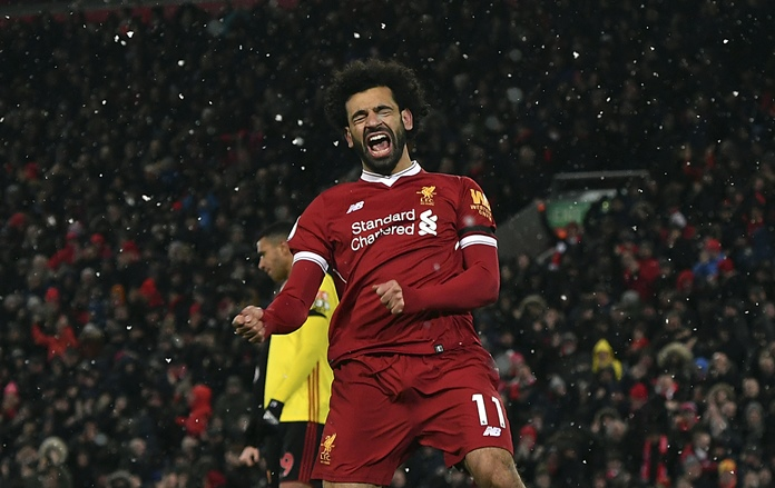 Mo Salah on the Way to Lionel Messi Level, Says Jurgen Klopp