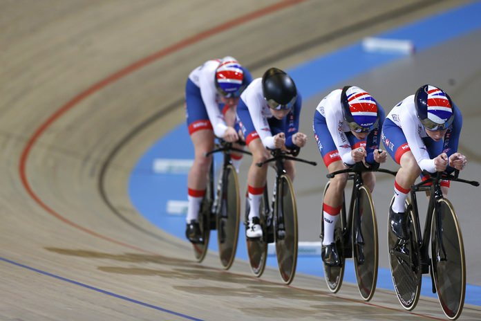 Cheshunt's Laura Kenny lands Silver at the Track Cycling World Championships