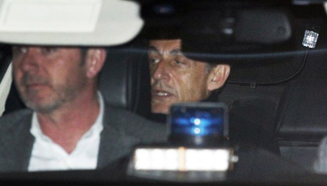 Sarkozy charged with corruption over suspected Gaddafi financing