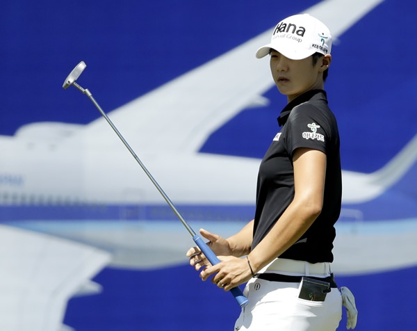 Uehara in contention at ANA Inspiration, 5 shots off pace